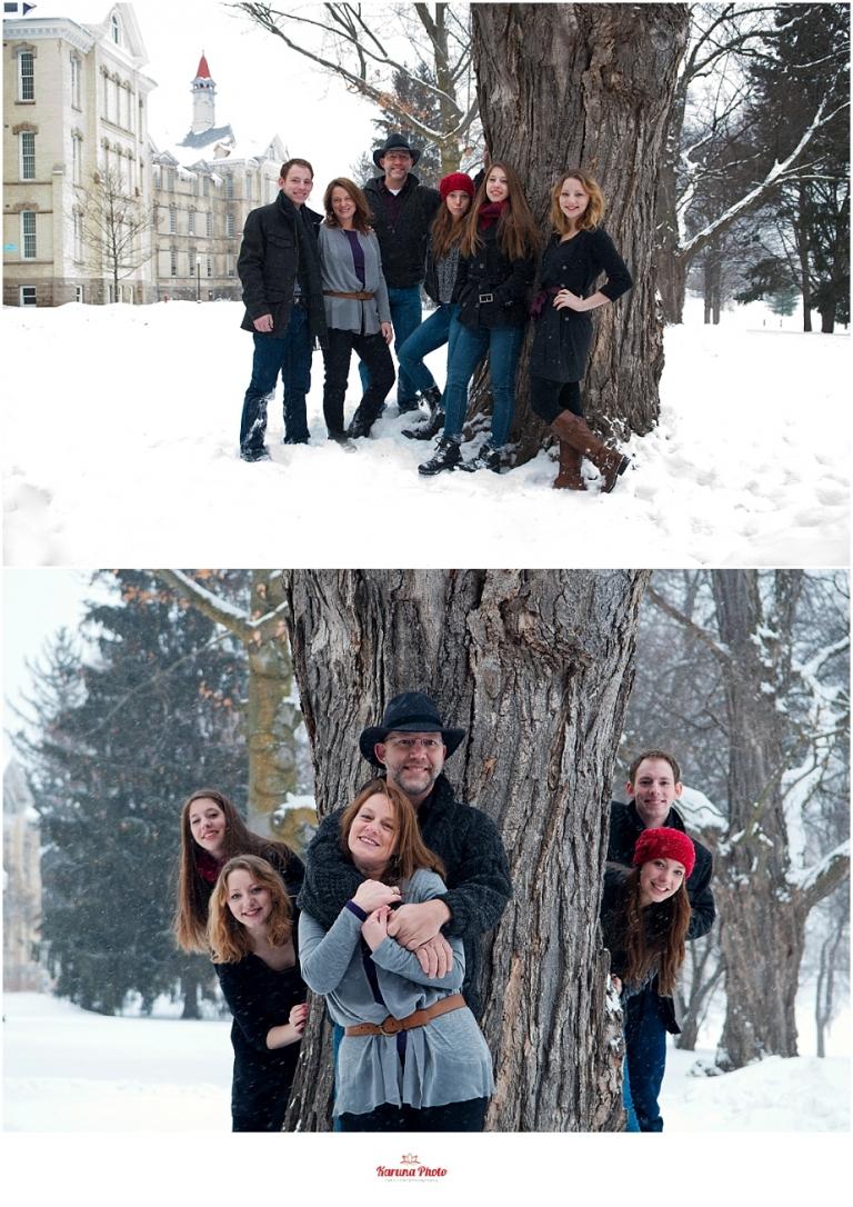 Family at State Hospital Traverse City, MI winter_0102