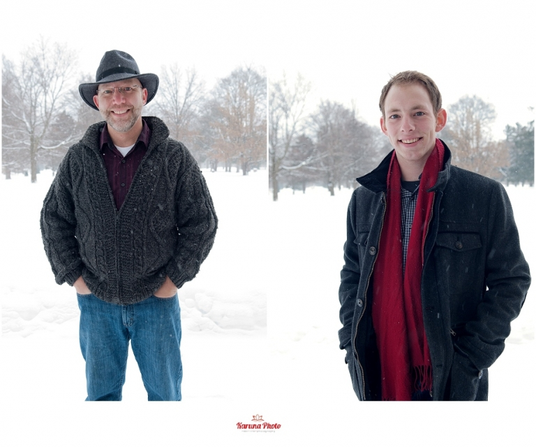 Family at State Hospital Traverse City, MI winter_0104