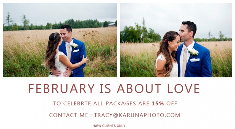 Love Sale for February